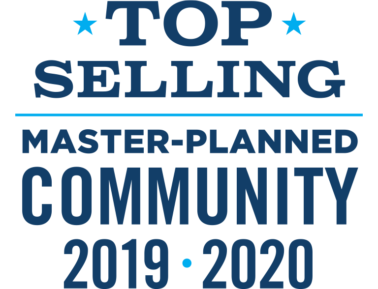 Top Selling Master-Planned Community 2019, 2020
