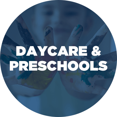Daycare and Preschools Over